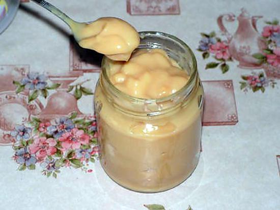 Recette de confiture de lait par kekeli - Recette avec confiture de lait ...