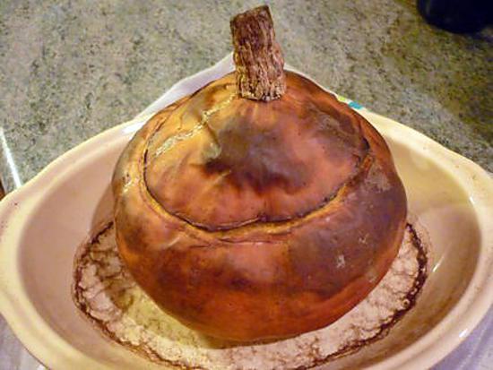 les meilleures recettes de potimarron au four