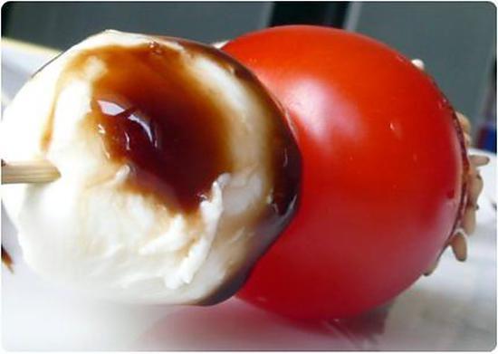 recette Tomates cerises d'amour