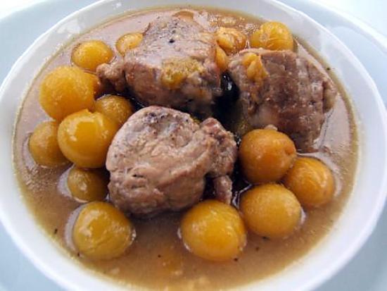 recette de filet mignon de porc colombo