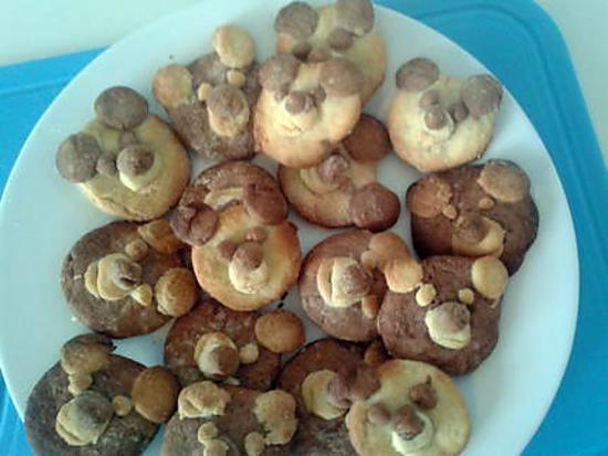 recette Biscuits oursons