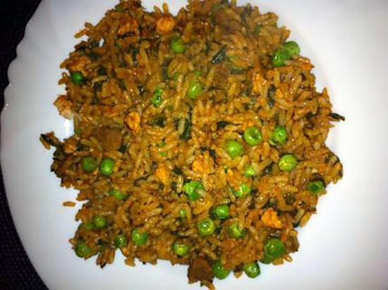 Bazoula tunisienne for Cuisine tunisienne