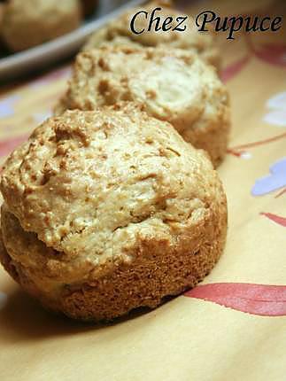 recette Muffins 100% coco