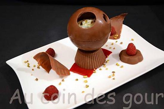 """recette Le """"Saint Graal"""" chocolat"""