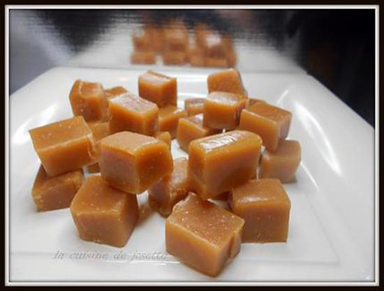 recette caramels
