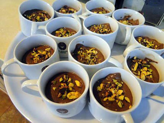 recette Mousse au chocolat au whisky