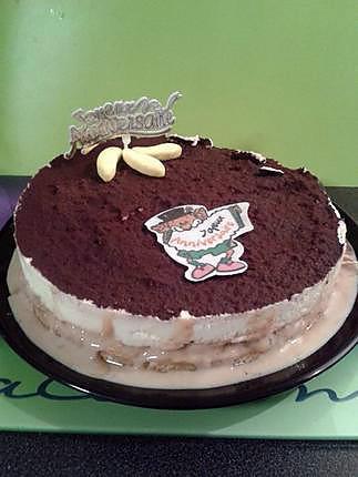 recette banoffee (gâteau pour l'anniversaire de mon papa)
