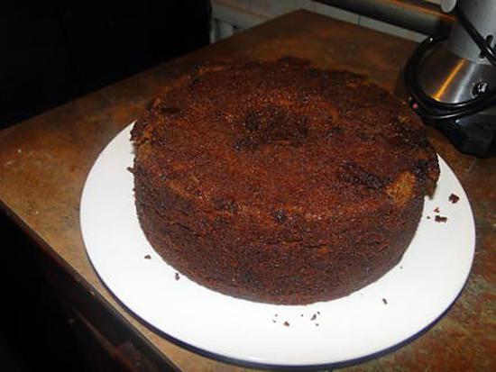 recette Pain d'épices de fête (majestueux et moelleux!)