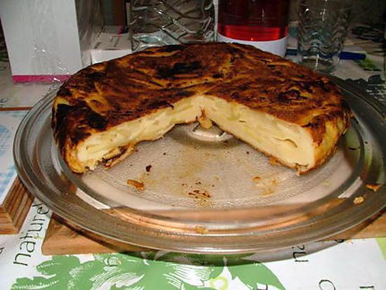 recette Farinade Auvergnate aux pommes