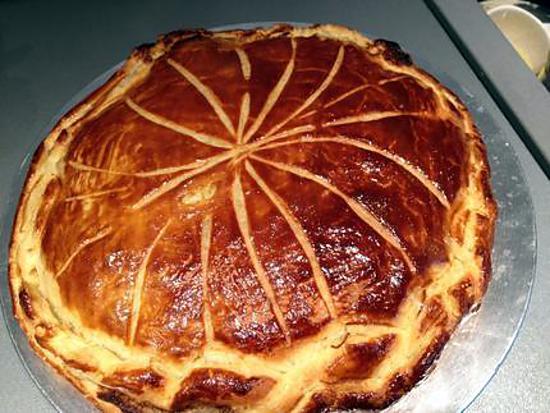 Recette de galette frangipane poire chocolat facile rapide et bonne - Recette de cuisine facile et rapide gratuit ...