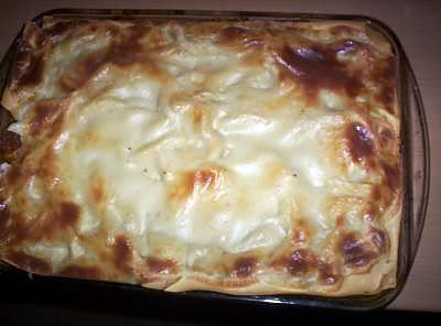 recette Mes lasagne