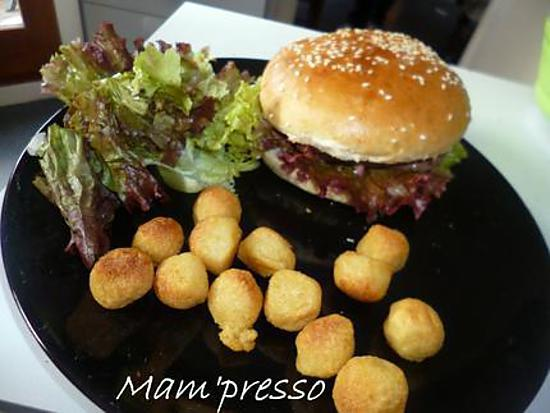 recette Hamburger maison