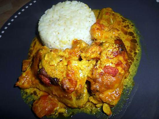 Recette de poulet biryani recette indienne - Cuisine indienne biryani ...