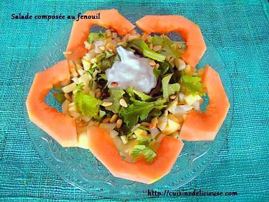 Les Meilleures Recettes De Salade Verte Composee