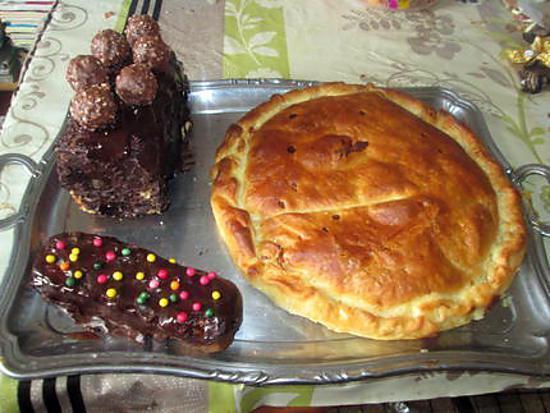 recette plateau dessert       buche   idée de véronique et  une idée du blog mercedessert  buche façon ferrero