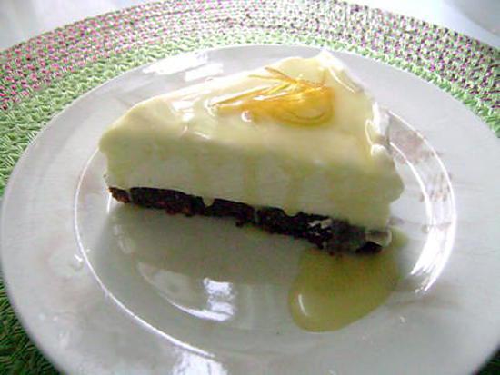 recette de cheesecake au citron de rodrigues sans cuisson. Black Bedroom Furniture Sets. Home Design Ideas