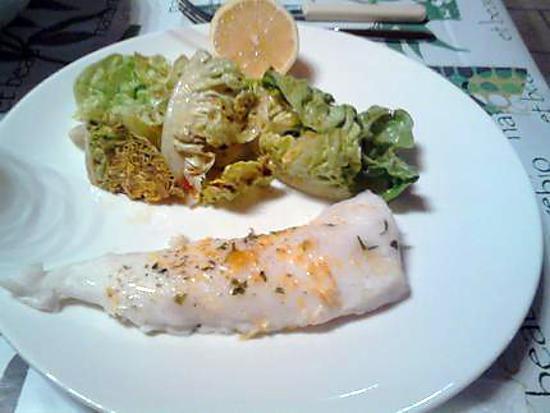 recette filet de merlu au four