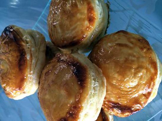 recette Petit Feuilleté tunisien