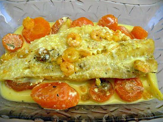 Recette cuisine poisson blanc un site culinaire populaire avec des recettes utiles - Recette de cuisine avec du poisson ...