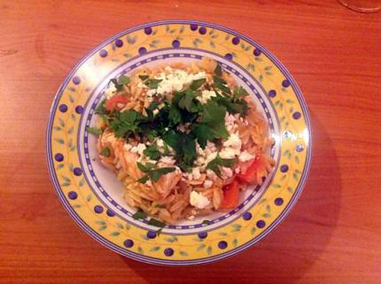 recette Wok de dinde méridional