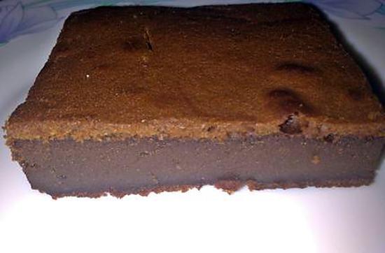 recette ~ Gâteau au mascarpone et au chocolat ~