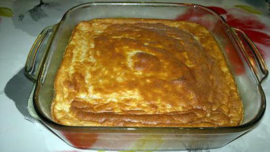 recette Gâteau De Savoie Aux Pommes