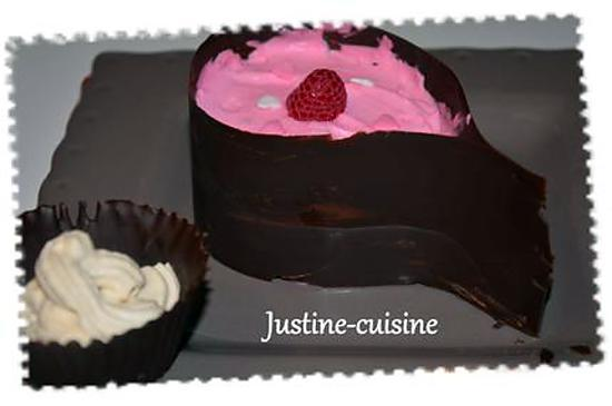 recette Dessert de st valentin