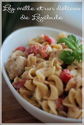 recette ~Poulet à l'italienne~
