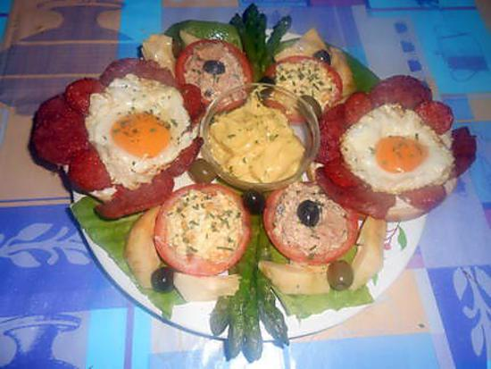 Mon assiette gourmande 430