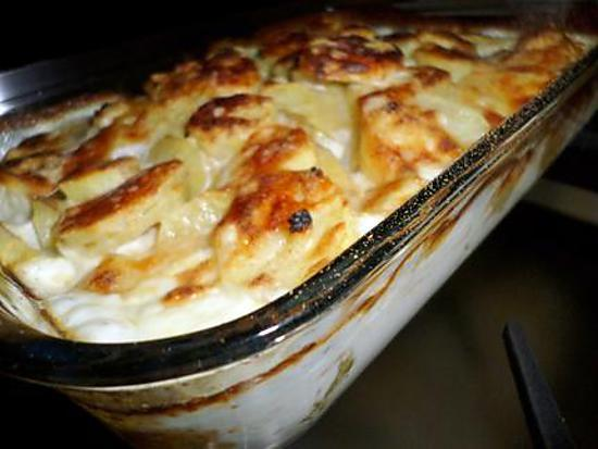 recette de gratin dauphinois au parmesan. Black Bedroom Furniture Sets. Home Design Ideas