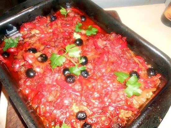 recette Tendrons de veau a la catalane
