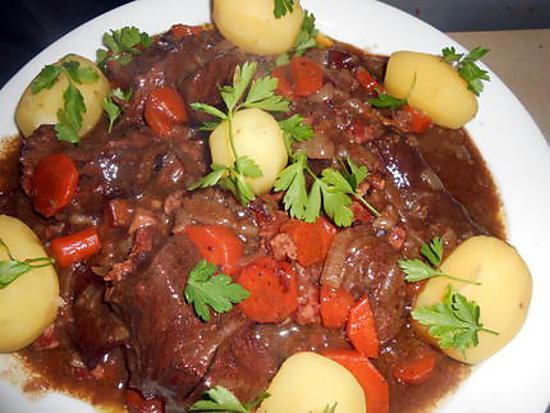 Comment cuisiner gite de boeuf - Cuisiner le paleron de boeuf ...
