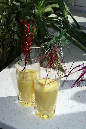 recette Cocktail plein de vitamines