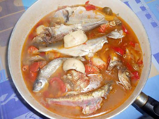 Brodetto di pesce alla fanese 430