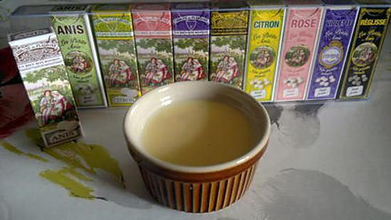 recette Crème Anglaise Aux Anis De Flavigny Goût Anis