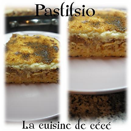 recette Pastitsio
