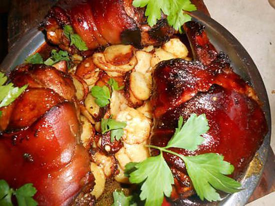 Comment cuisiner jarret de porc - Cuisiner des rognons de porc ...