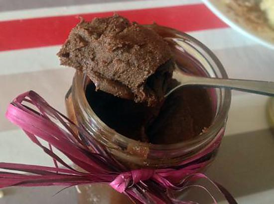 Recette de pate tartiner au chocolat 100 maison for Pate a bois maison