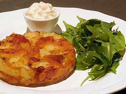 recette de tatin pommes camembert espuma de cidre. Black Bedroom Furniture Sets. Home Design Ideas