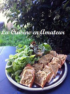 recette Tapenade d'olives vertes
