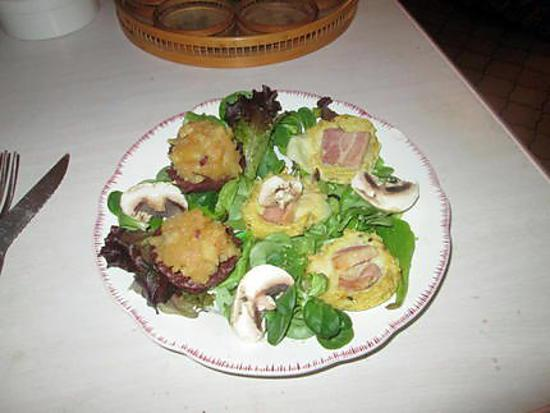 recette assiette  galettes choux   fleurs  de mirabelle   et  boudin pommes de mélayers  et un mercredi de détente