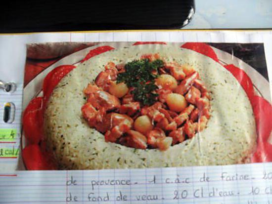 recette gesiers en sauce