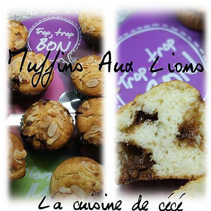 recette muffins aux lions