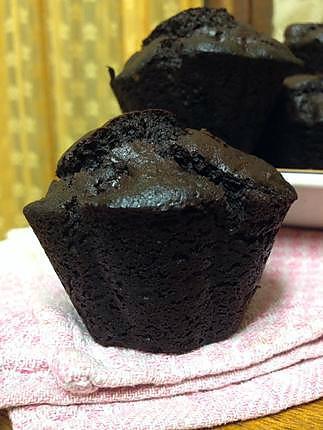 recette Muffins choc'addict