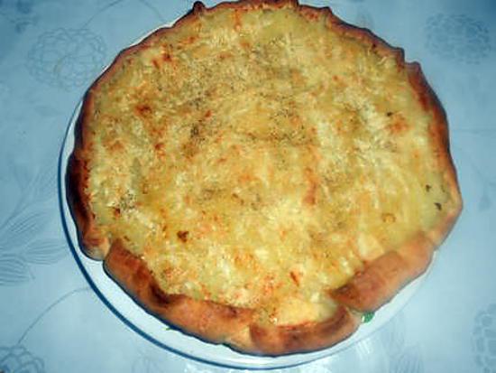 Tarte aux pommes de terre 430