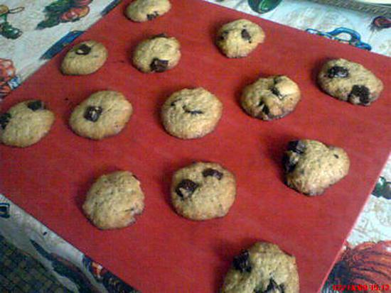 recette cookie belle maman