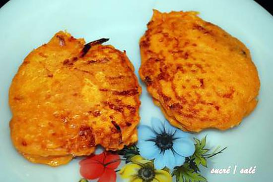 crepe patate douce