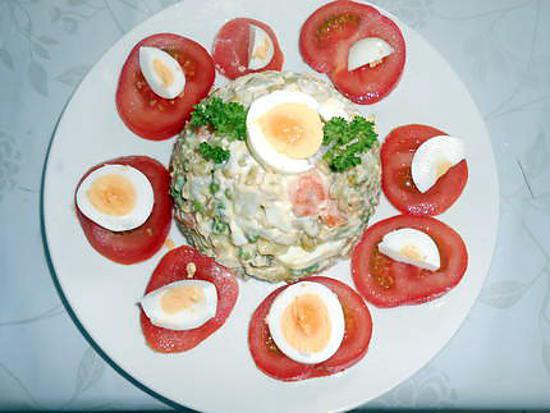 Salade russe 430