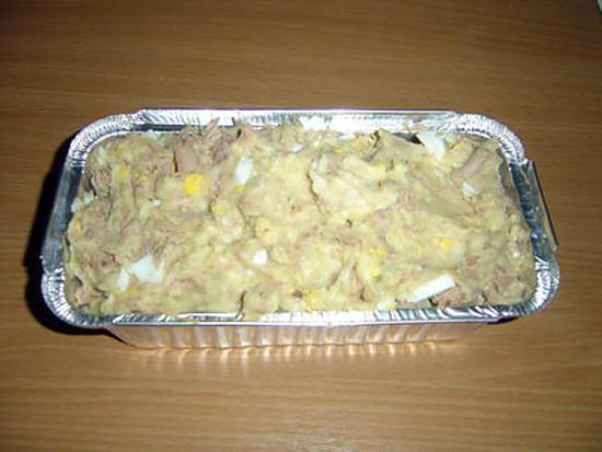recette Terrine de thon sans cuisson