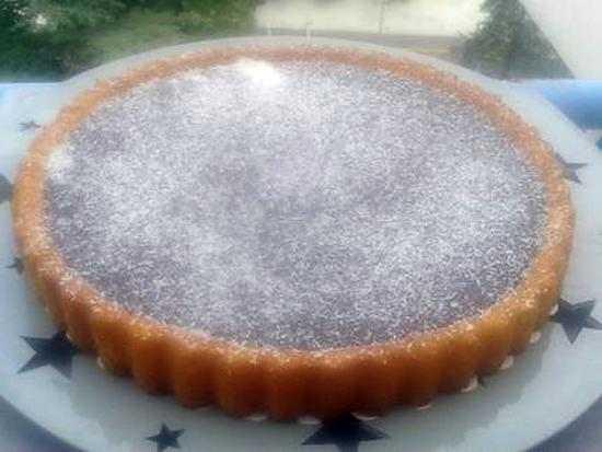 recette tarte moelleuse aux parfums des iles (recette express)